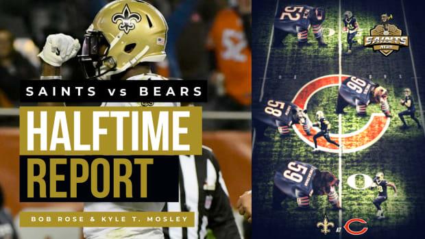 Saints News Halftime Report - Week 8