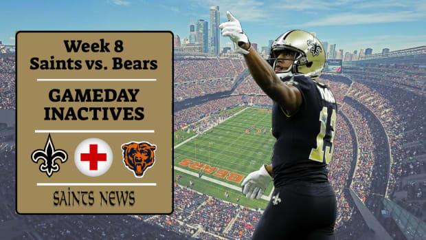 Saints Injury Report (19)