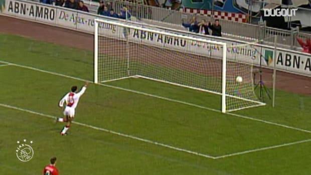 Dani's best goals for Ajax