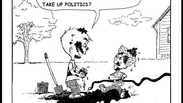 Crimson Tikes: Political Science
