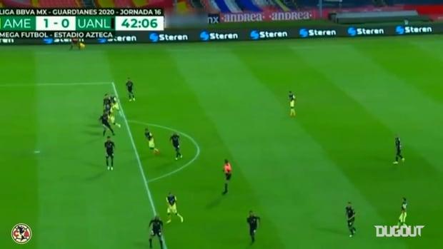 Sebastián Córdova's brace and assist vs Tigres