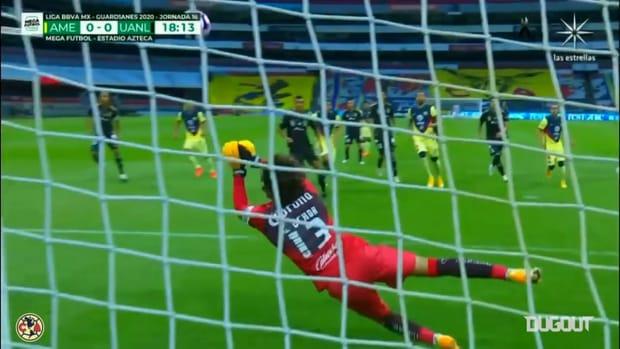 Club América's 3-1 win vs Tigres