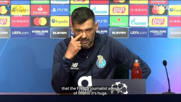 Sérgio Conceição on André Villas-Boas' impact at FC Porto
