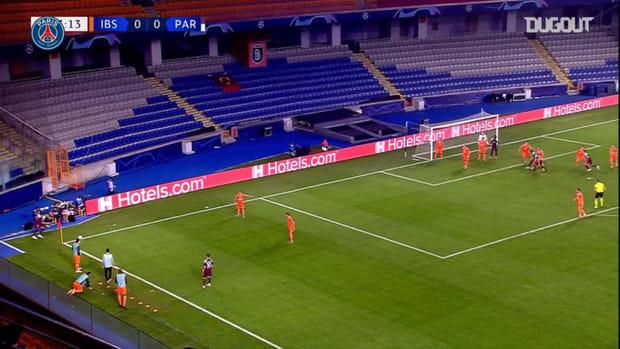 Moise Kean's superb brace against Istanbul BB in Champions League