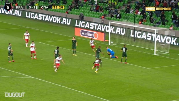 Best goals of week 12 in the Russian Premier League