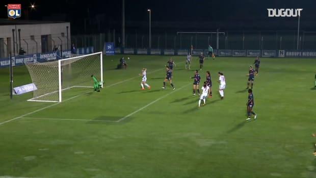 OL Women great win at Montpellier