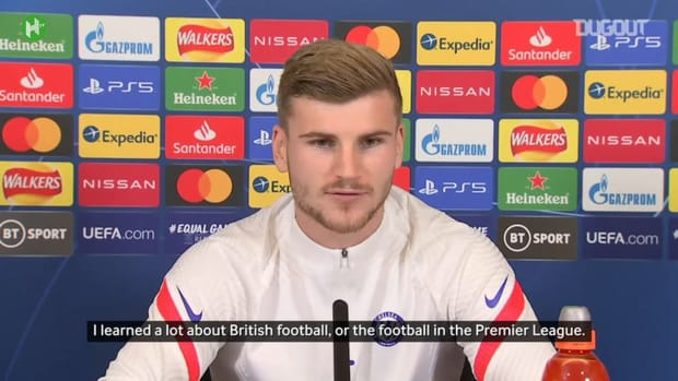 Werner pleased with start of Chelsea career