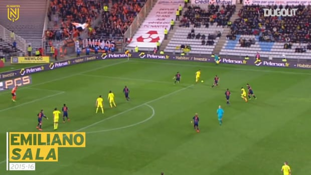 FC Nantes top five goals vs Lorient