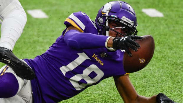 Vikings Justin Jefferson Fantasy Football