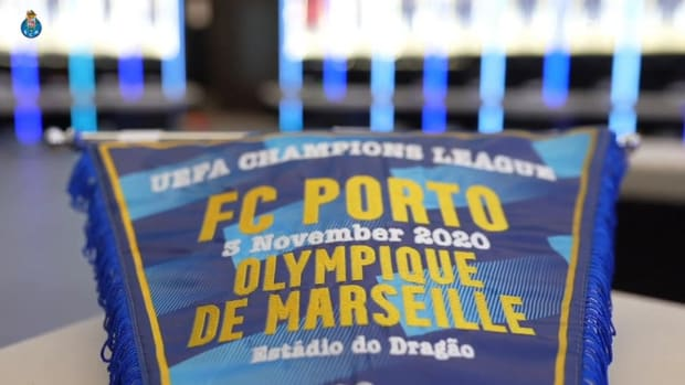 Behind the scenes of FC Porto's victory over Olympique de Marseille