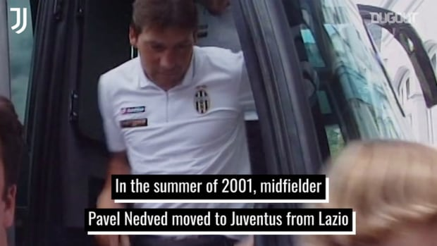 Pavel Nedved's journey from the pitch to the boardroom