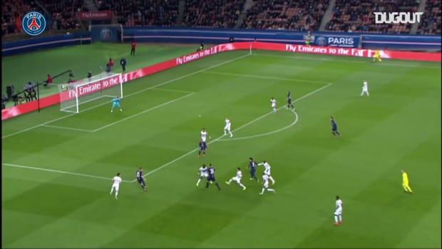 Paris Saint-Germain's best five goals against Rennes