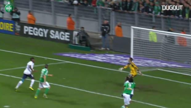 All Hamouma's goals vs Lyon