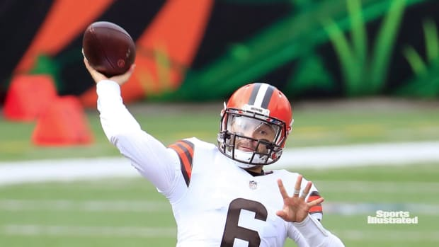Baker Mayfield's Fifth-Year Option With Cleveland Browns Isn't Cut and Dry