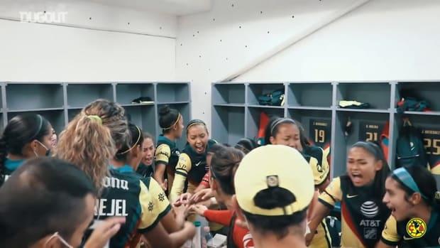 Behind the scenes: Club América Femenil's win away at Juárez