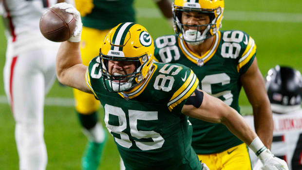 Packers Robert Tonyan Fantasy Football
