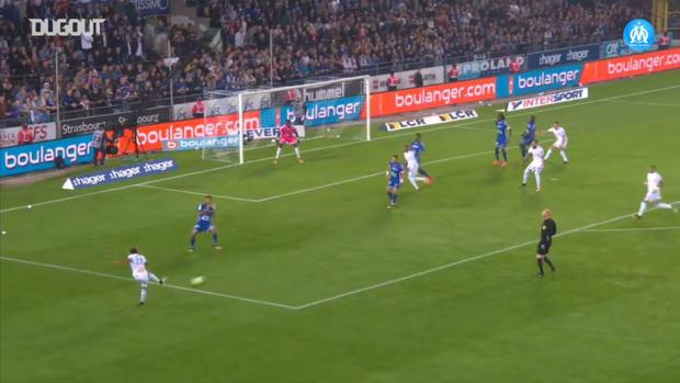 All Payet's goals vs Strasbourg