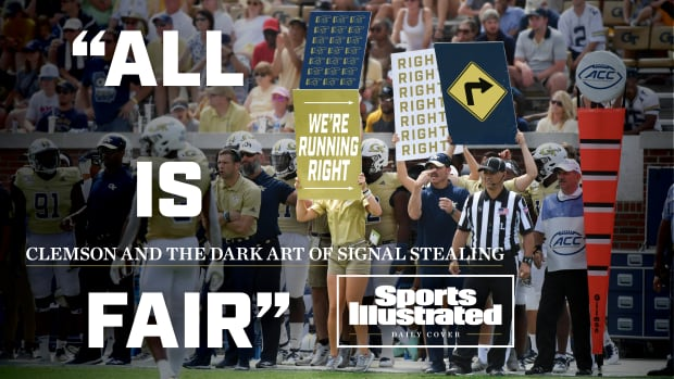 SI Daily Cover: All Is Fair