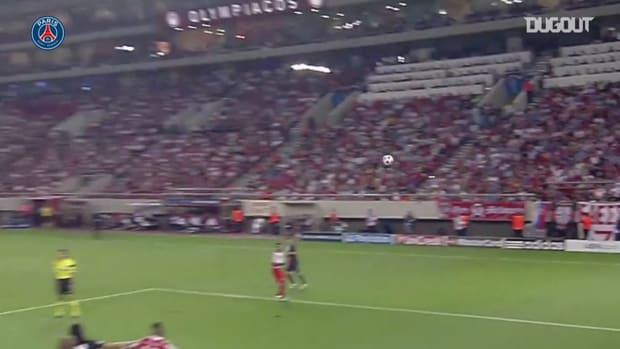 Thiago Motta's best moments with Paris Saint-Germain