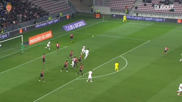 Bernardo Silva's dramatic late winner at Nice