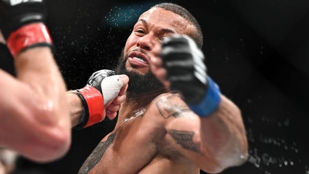 UFC Thiago Santos