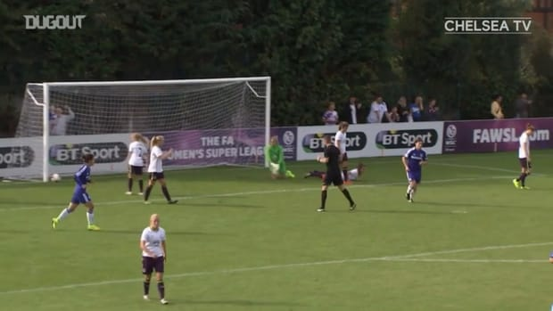 Chelsea Women's top five goals vs Everton