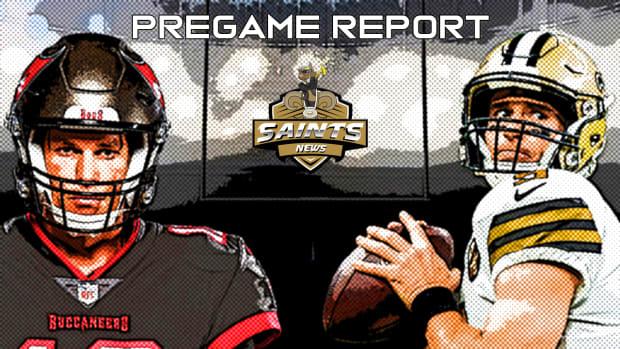 Pregame Report 3 - Bucs