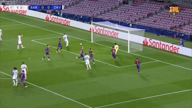 Highlights: FC Barcelona 2-1 Dynamo Kiev