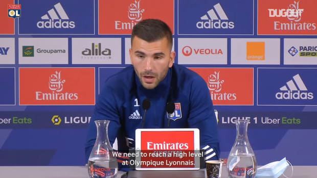 Anthony Lopes : we need to show an other side to us
