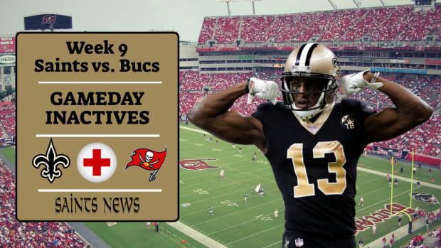 Saints Injury Report (24)