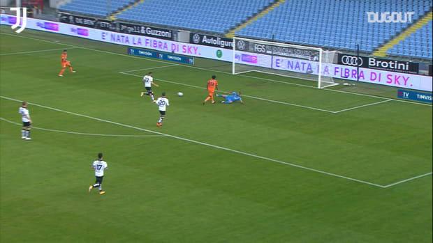 Ronaldo scores double in Juventus win at Spezia