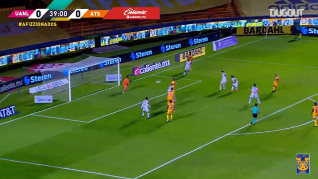 Luis 'Chaka' Rodríguez's goal vs Atalas