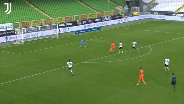 Ronaldo scores twice on return to Juventus team