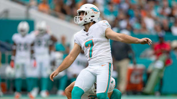 Dolphins Jason Sanders Fantasy Football