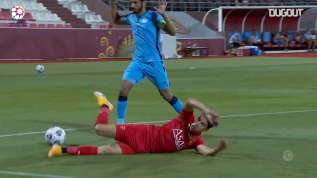 Highlights: Fujairah 1-3 Baniyas