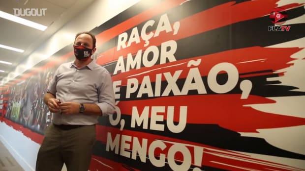 Rogério Ceni's first steps as Flamengo coach