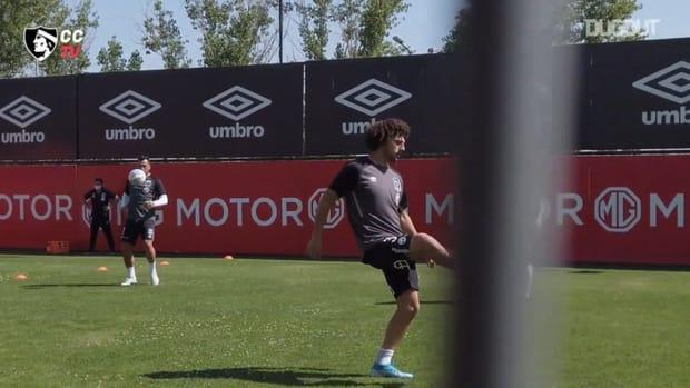 Behind the scenes: Colo-Colo's win vs Antofagasta