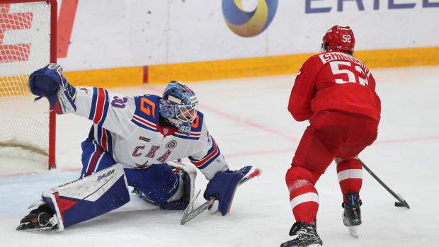 Yaroslav Askarov and Sergei Shirokov