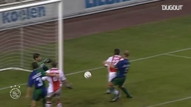 Benni McCarthy's top Ajax's goals