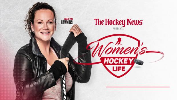 Women's Hockey Life Podcast: Meghan Duggan