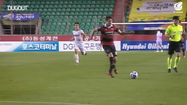 Pohang Steelers' Best K League Goals of 2020