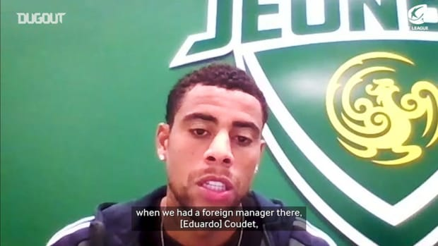Dugout Exclusive: Gustavo explains how he adapted to the K League
