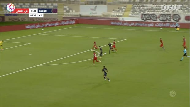 Highlights: Al-Wahda 1-1 Shabab Al-Ahli