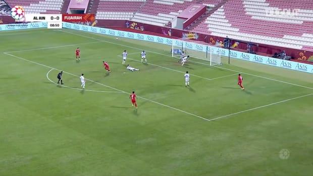 Highlights: Fujairah 1-1 Al-Ain