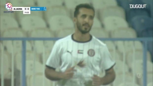 Highlights: Baniyas 1-3 Al-Jazira