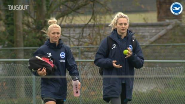 Brighton Women prepare for West Ham clash