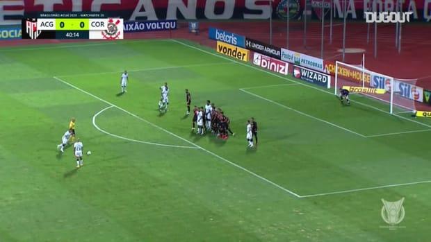 Highlights: Atlético-GO 1 x 1 Corinthians