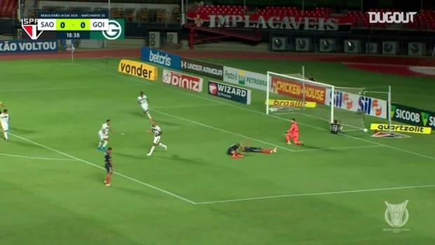 Highlights: São Paulo 2 x 1 Goias