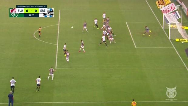 Highlights: Fluminense 0 x 1 Grêmio