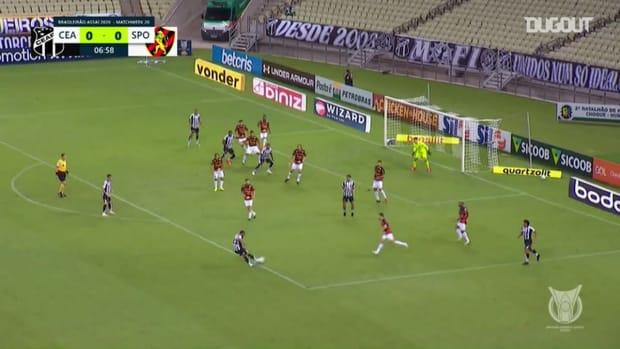 Highlights: Ceará 0 x 0 Sport Recife